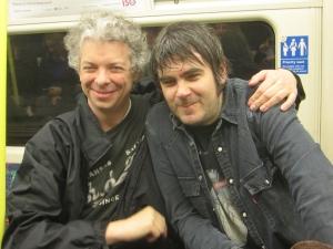 Os amigos Peter e Neil
